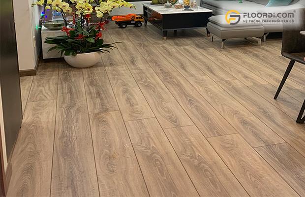 Lựa chọn sàn gỗ chống nước