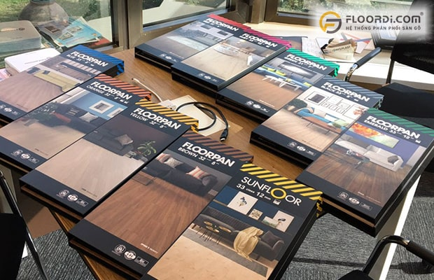 Các dòng sàn nhập khẩu cho chất lượng và thiết kế bề mặt chuẩn cao cấp
