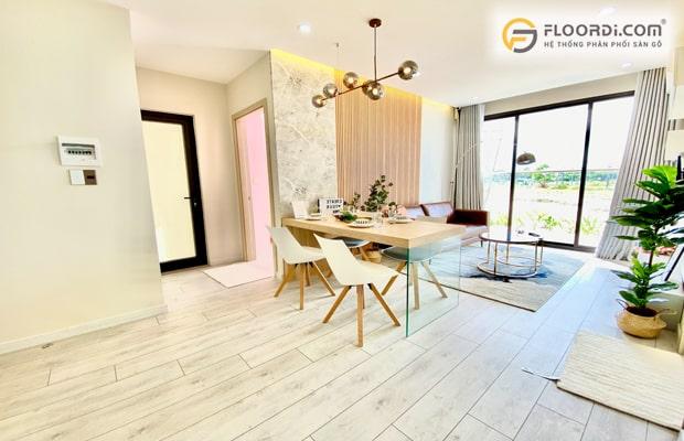 Ván sàn công nghiệp là dòng vật liệu đem lại sự sang trọng và đa sắc màu cho không gian sống